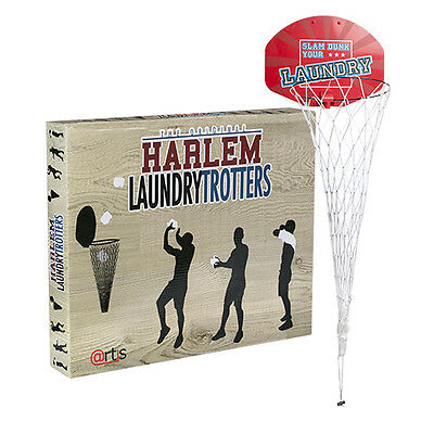 THE ORIGINAL HARLEM LAUNDRY TROTTERS Game Clothes Tidy Gift Idea