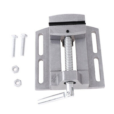 """Heavy Duty 2.5"""" Drill Press Vice Milling Drilling Clamp Machine Vise Tool UK LU"""