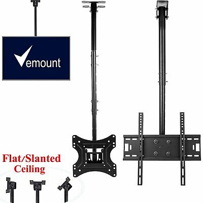 """Ceiling TV Mount Fits /"""" 32 40 42 46/"""" 48 50/"""" 55/"""" 65/""""  Inch For LCD LED Samsung US"""