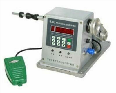 Computer controlled coil transformer winder winding machine 0.03-0.35mm  UK