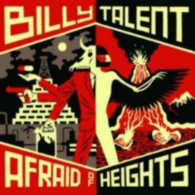 Billy Talent: Afraid of Heights =CD=
