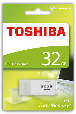 pendrive toshiba 32gb usb flash driver u202 windows e mac