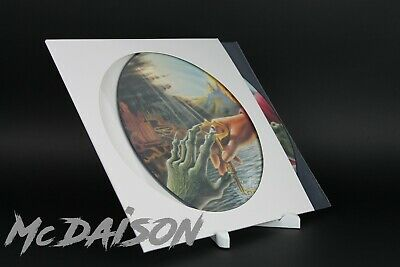 """20 x BUNDLE 12"""" LP vinyl record Picture Disc sleeve + outer WHITE cover FREE DEL"""