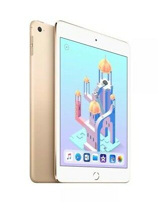 Apple iPad Mini 4 16GB WIFI Gold - Grade A-