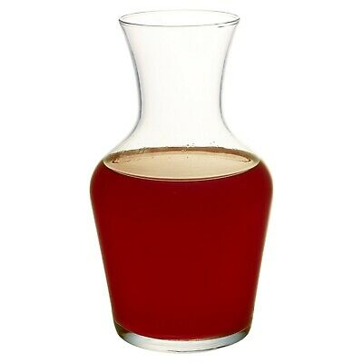 1L Water Juice Drink Jug Wine Whiskey Liquor Juice Table Decanter Glass Carafe