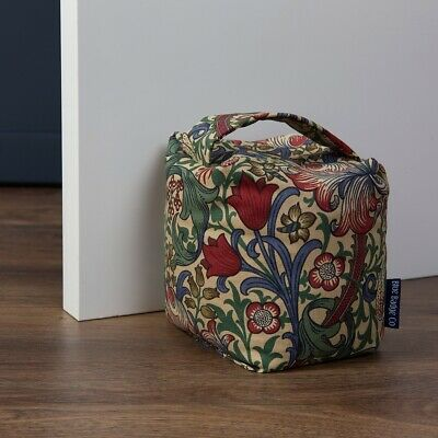 William Morris Golden Lily  Door Stop