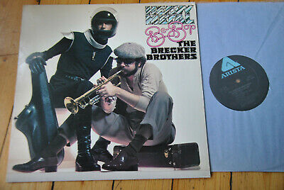 The Brecker Brothers  /  Be-Bop
