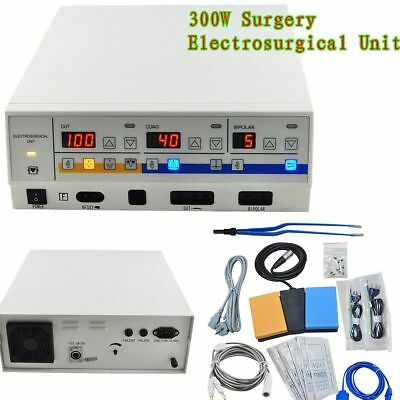 Profession Electrosurgical Unit Diathermy Electro Surgical Cautery Machine DHL