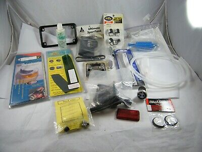 Motorcycle Related Accessories And Parts