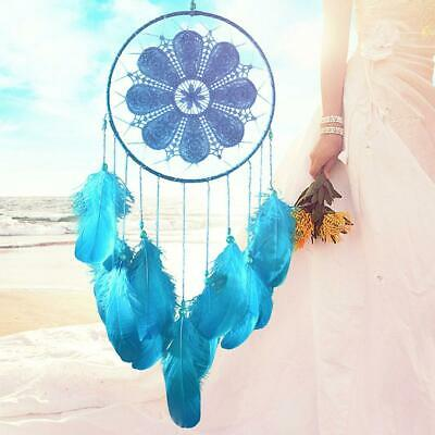 Dream Catcher Net Handmade Feathers Wall Car Hanging Home Decoration Craft Gift