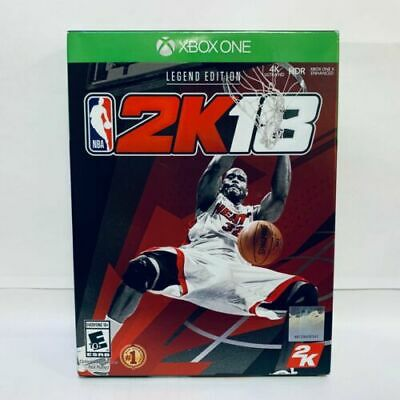 NBA 2K18 Legend Edition - Xbox One/Nintendo Switch/PlayStation 4 [PS4]