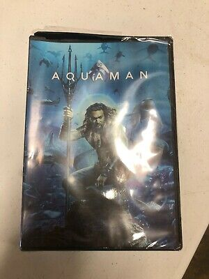 AQUAMAN by DC Comics, with Jason Momoa Broken Package (10c)