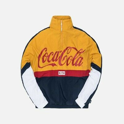 CONFIRMED KITH X Coca-Cola Coke Cubed Clear Red 16 Ounce