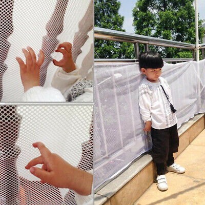 Banister Fence Stair Rail Net Infant Toddler Children Protection Baby Safety