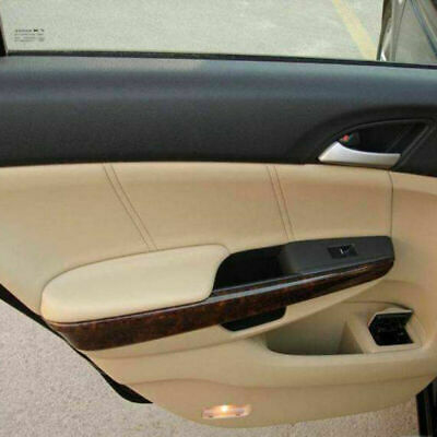 Front Door Panels Armrest Covers for Honda Accord 08-12  Tan