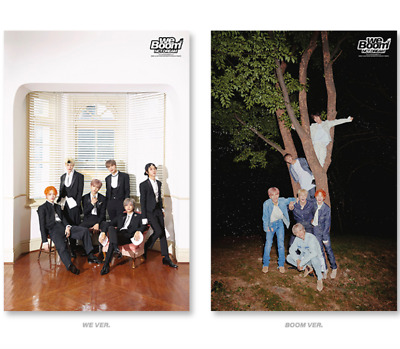 NCT DREAM - [ We Boom ] 3rd Mini Album - POSTER ONLY -