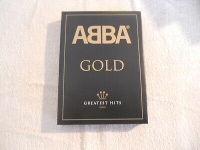 """Abba """"Gold Greatest Hits"""" 2 cd &  DVD Deluxe Box Set  $"""