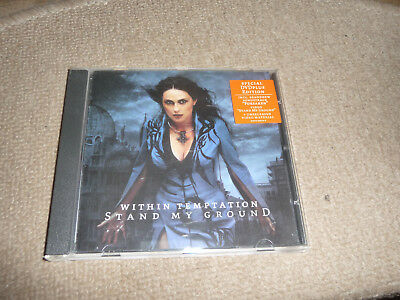 WITHIN TEMPTATION stand my ground DVD PLUS EDITION Female Symphonic Metal