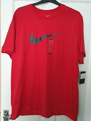 Mens Nike Tshirt in red, size XXL