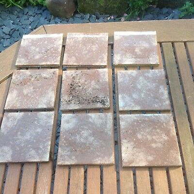 Reclaimed Tiles, Retro, Made In England