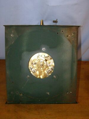 Old movement of comtoise for coins  mechanism works(AU)