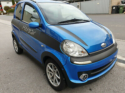Microcar MGO 2 DCI Motor mit Airbag Mopedauto AIXAM