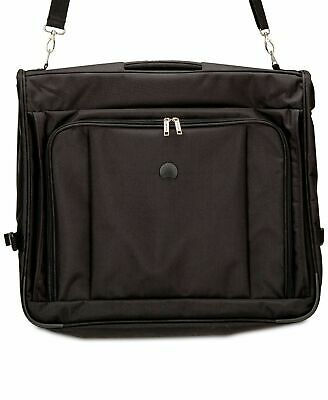 """$220 Delsey Opti-Max Book Opening Garment Bag Luggage Suitcase 45"""""""