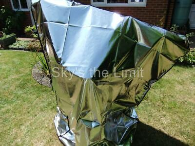 Protective Cover for Solar Scope, Refractor, Reflector & SCT Telescope 150 x 180