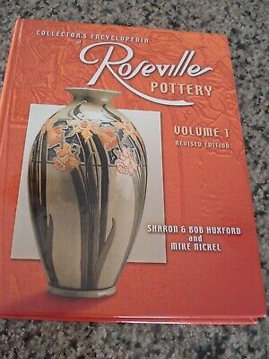 Roseville Pottery Collector's Encyclopedia Volume 1 2001