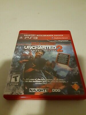 Uncharted 2 Among Thieves PS3  Greatest Hits