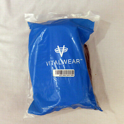 VITAL WRAP SYSTEM Vitalwear Hot or Cold Compress Wrap Only 00398 Ankle EUC