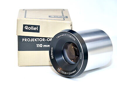 Rollei Heidosmat 110mm f2.8 Projection Lens - *EXC* Large Format
