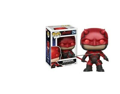 Funko POP Daredevil 214# PVC Action Figure Collectible Model dolls