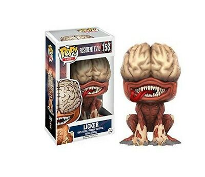 FUNKO POP NEW Resident Evil 10cm LICKER Action Figure 158#