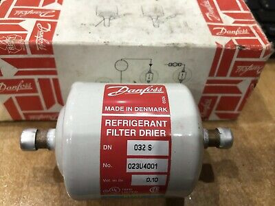 "NEW DANFOSS LIQUID LINE FILTER DRIER DN032S R134a, R22 1/4"" 023U4001"