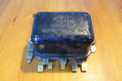 Spannungsregler / Voltage Regulator Magneti Marelli IR 50 GA