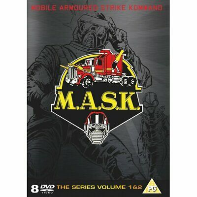 DVD Neuf - Mask Complete Collection