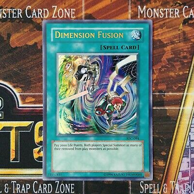 1x Dimension Fusion - Ultra Rare - IOC-094 - Unlimited - NM