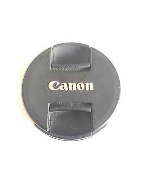 Genuine Canon E-58 II 58mm Front Lens Cap. Genuine item. Used....