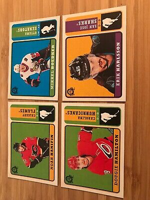 2018-19 O Pee Chee Update Retro Green Lot Of 18 Inc Marquee Rookies Investment