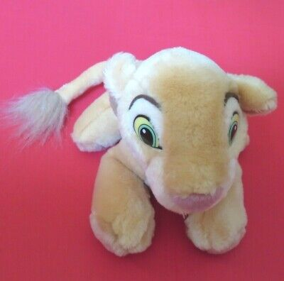 "Disney LION KING  NALA 14"" BEAN BAG PLUSH Applause"