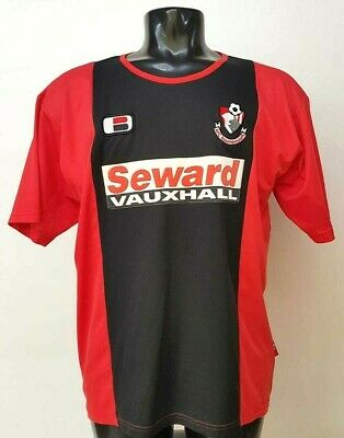 AFC Bournemouth 2003 - 2004 Large L FILA Home Football Shirt