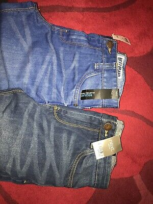 Boys Jeans Age 11 From Next New With Tags Two pairs as shown.