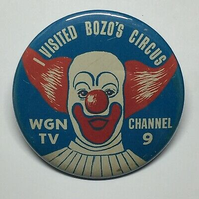BOZO 3-D Rubber MAGNET PICTURE FRAME