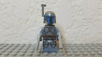 Minifig LEGO STAR WARS Dark Bluish Gray Jet Pack with Nozzles