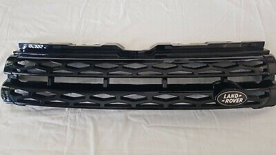 Genuine Land Rover Dynamic Range Rover Evoque Gloss Black front Grill