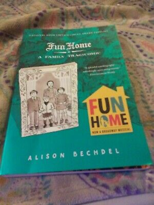 - Fun Home: A Family Tragicomic by Bechdel, Alison paperback