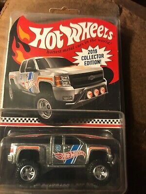 2019Chevy Silverado Off road Hot Wheels Collertor Edition Japan Exclusive In US!