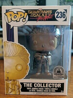 Funko POP! Marvel THE COLLECTOR #236 Disney Parks Exclusive