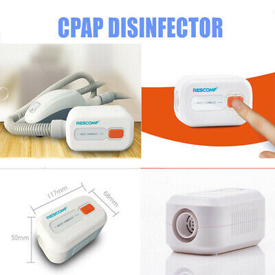 Anti Snoring Cleaner Ozone Sterilizer Disinfector Sanitizer Sleeping For CPAP